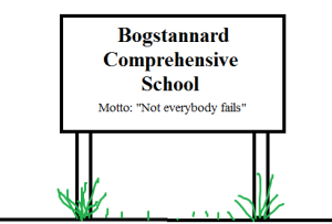 Bogstannard Comprehensive School
