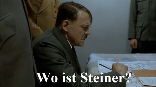 Wo ist Steiner